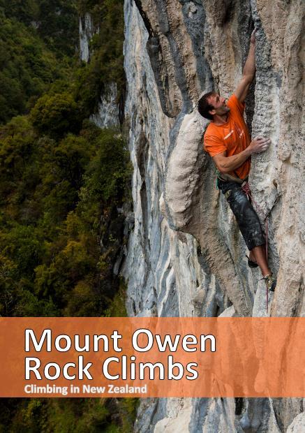 Mount Owen Rock Climbs